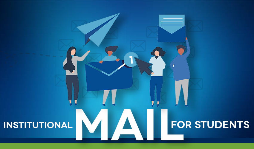 Institutional Mail for Students